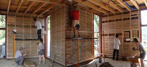 wattle and daub – EARTH ARCHITECTURE