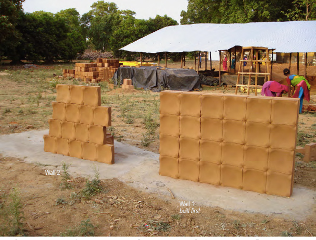 Compressed Earth Blocks In Texas : Compressed earth block architecture