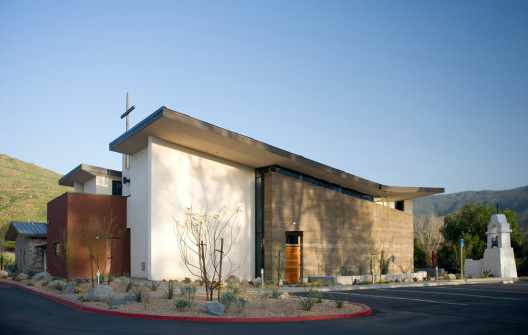 Charmant Saint Bartholomewu0027s Chapel, By Kevin DeFreitas Architects, Is Located In  The Picturesque Back Country Of Northern San Diego County At The Base Of  Mt. ...