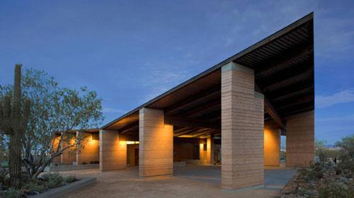 Arizona earth architecture for Scottsdale architecture firms