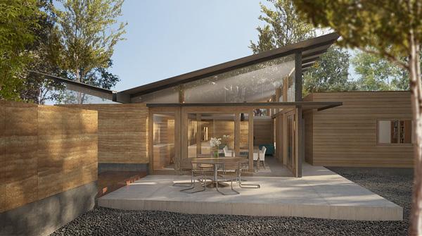 Colorado Earth Architecture